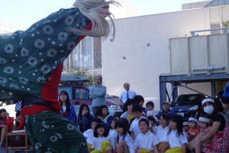 松山の地方祭