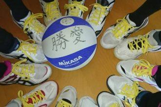 第31回中予私立幼稚園PTA連盟レクレーションバレーボール大会