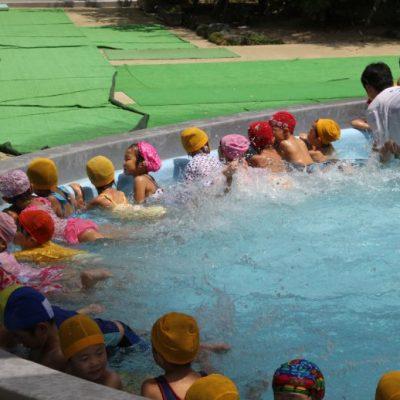 水泳教室①