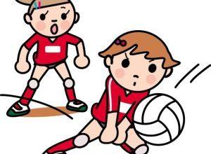第34回中予私立幼稚園PTA連盟レクリエーションバレーボール大会