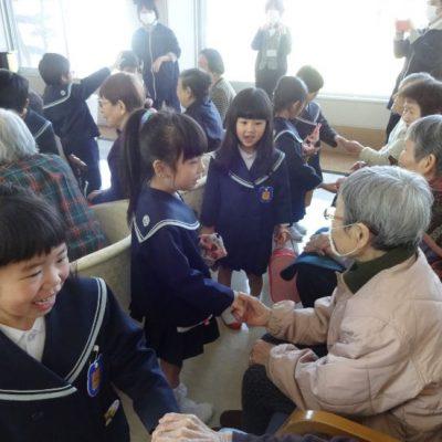 アテーナ交流会(ほし組)