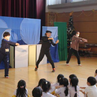 パペットステージ「ぷか」公演